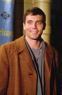 Anson Mount at the release party of