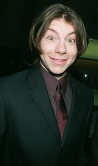 Patrick Fugit at the 60th Annual Golden Apple Awards.
