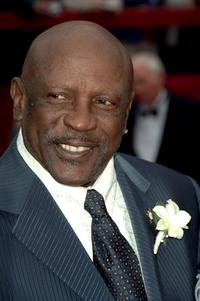 Louis Gossett, Jr. at the 79th Annual Academy Awards.