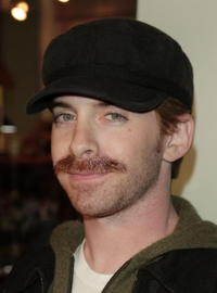 Seth Green at the premiere of