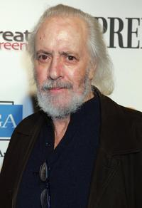 Robert Towne at the 101 Greatest Screenplays gala reception.