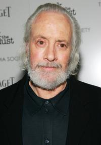 Robert Towne at the premiere of