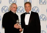 Robert Towne and Warren Beatty at the 15th Annual Producers Guild Awards.
