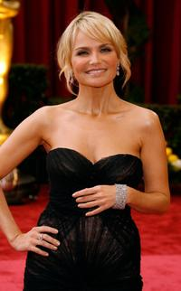 Kristin Chenoweth at the 80th Annual Academy Awards.