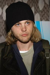 Michael Pitt at the
