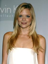 Jaime King at the Francisco Costa's Spring 2007 Calvin Klein Collection for Women after party.