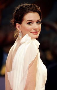 Anne Hathaway at the 63rd Venice Film Festival.