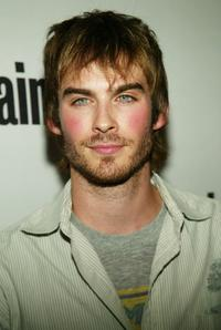 Ian Somerhalder at the Entertainment Weekly's Second Annual