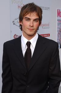 Ian Somerhalder at the 4th Annual Young Hollywood Awards.