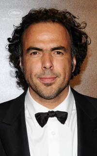 Alejandro Gonzalez Inarritu at the