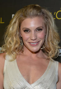 Katee Sackhoff at the 2012 Entertainment Weekly Pre-Emmy party in California.