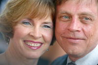 Mark Hamill and his wife Meri Lou at the Le Palais de Festival at the 57th Cannes Film Festival, attend the premiere of
