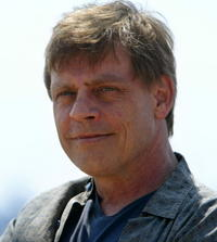 Mark Hamill at the photocall for the film