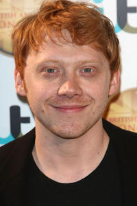 Rupert Grint at The British Animal Honours 2013 in England.