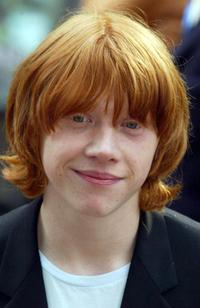 Rupert Grint at the London premiere of