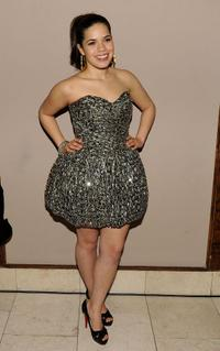 America Ferrera at the after party of the New York premiere of
