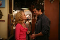 Patricia Clarkson as Marietta and Henry Cavill as Randy in