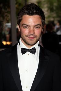 Dominic Cooper at the Metropolitan Museum of Art Costume Institute Gala.