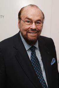 James Lipton at the Cinema Society and Noilly Prat screening of