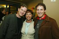 Cary Elwes, Kathleen Quinlan and Sam Jaeger at the screening of