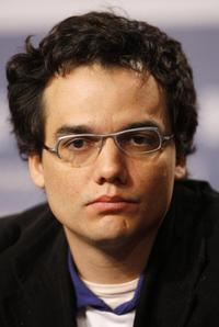 Wagner Moura at the press conference of