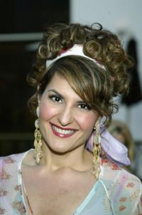 Nia Vardalos at the world premiere of