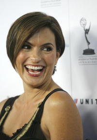 Mariska Hargitay at the Academy of Television Arts and Sciences' 59th Annual Primetime Emmy Awards performer nominee party.