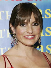 Mariska Hargitay at the Fashion Group International's 23rd Annual Night of Stars.