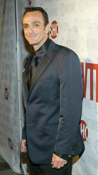Hank Azaria at the Showtime Emmy after party in L.A.