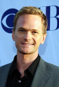 Neil Patrick Harris at the CBS Summer Stars Party 2007.