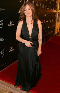 Amy Westcott at the 9th Annual Costume Designers Guild Awards.