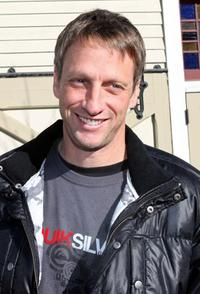Tony Hawk at the 2008 Sundance Film Festival.