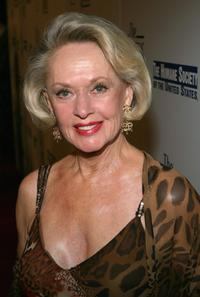 Tippi Hedren at the 20th Anniversary Genesis Awards.