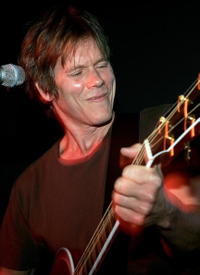 Kevin Bacon at the Fifth Annual Tribeca Film Festival.