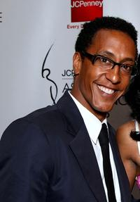 Andre Royo at the 2008 JCPenney Asian Excellence Awards.