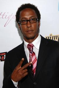 Andre Royo at the Opening Night of