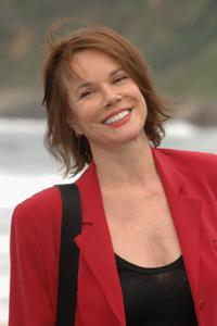 Barbara Hershey at the photocall for the movie