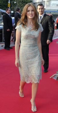 Isla Fisher at the Australian premiere of