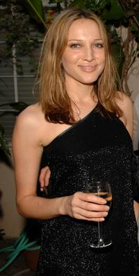 Kate Beahan at the Australians In Film party.