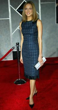 Kate Beahan at the premiere of