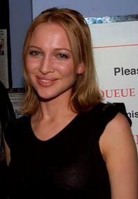 Kate Beahan at the Australian premiere of