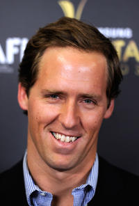 Nat Faxon at the Australian Academy of Cinema and Television Arts' 1st Annual Awards in California.