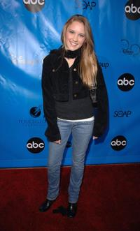 Emily Osment at the Disney / ABC Television Group All Star Party.