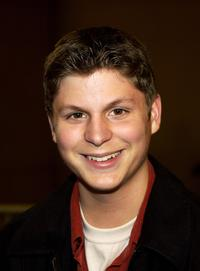 Michael Cera at the screening of