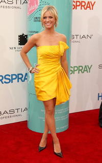 Brittany Snow at the L.A. premiere of