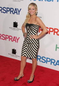 Brittany Snow at the N.Y. premiere of