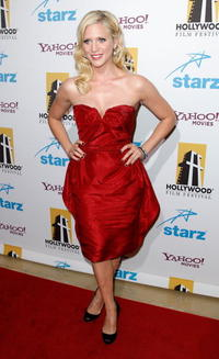 Brittany Snow at the 11th Annual Hollywood Awards in L.A.
