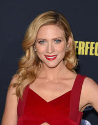 Brittany Snow at the California world premiere of