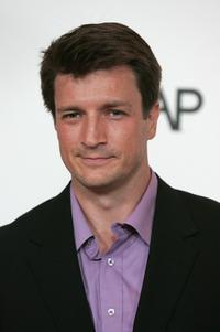 Nathan Fillion at the 2007 ABC All Star party.