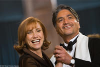 Kathy Baker and Miguel Nájera in